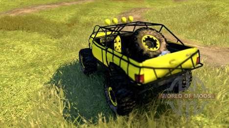 Chevy Blazer Rock Crawler для Spin Tires