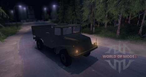 Tatra 128 FULL для Spin Tires