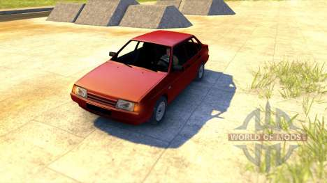 Lada ВАЗ 21099 для Spin Tires