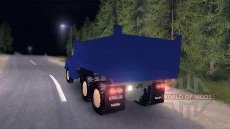 Tatra 148 S3 для Spin Tires