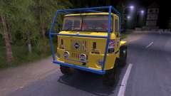IFA W50 Truck Trial