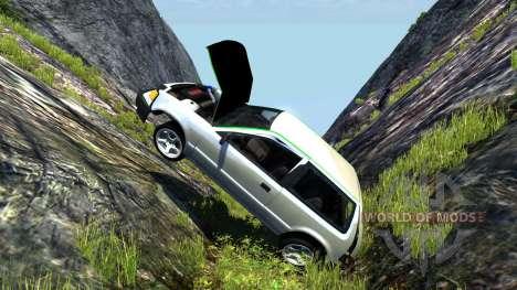 Ibishu M2 для BeamNG Drive
