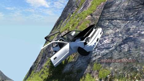 Ibishu M1 для BeamNG Drive