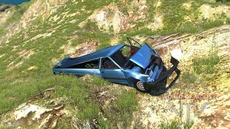 Ibishu Limousine для BeamNG Drive
