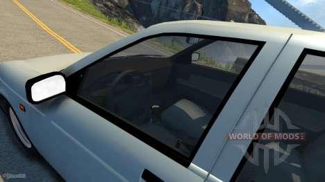 ВАЗ-2170 для BeamNG Drive