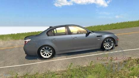 BMW M5 для BeamNG Drive