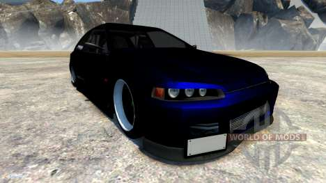 Honda Civic для BeamNG Drive