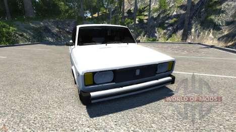 ВАЗ-2105 для BeamNG Drive