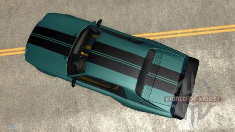 Jaguar XJ-S для BeamNG Drive