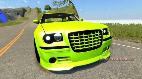 Chrysler 300C для BeamNG Drive