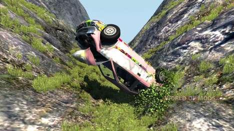Ibishu Covet Angry Birds для BeamNG Drive