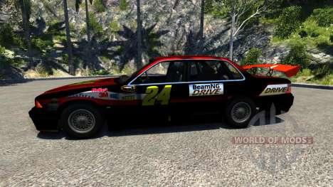 Gavril Grand Marshal Sport для BeamNG Drive