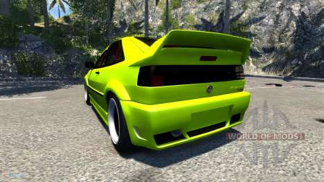 Volkswagen Corrado VR6 для BeamNG Drive
