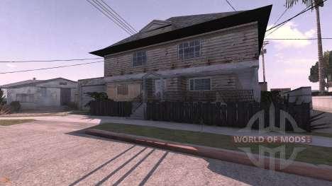 Grove Street v1.1 - карта для BeamNG Drive