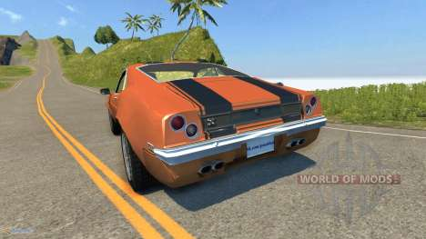 Speedevil для BeamNG Drive