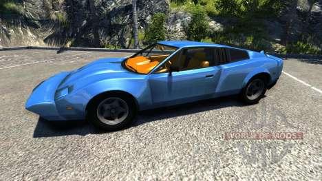 Civetta Bolide Florida для BeamNG Drive