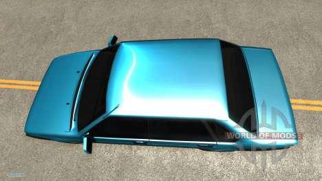 ВАЗ-21099 Лада Спутник v1.1 для BeamNG Drive