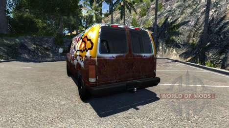 Gavril H-Series Smotra для BeamNG Drive