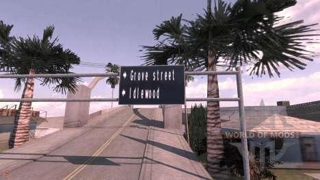 Grove street - карта для BeamNG Drive