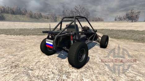 DSC Buggy для BeamNG Drive