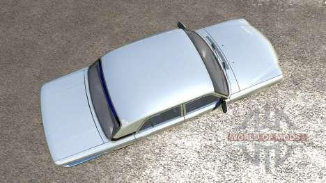 ГАЗ-31105 Волга для BeamNG Drive