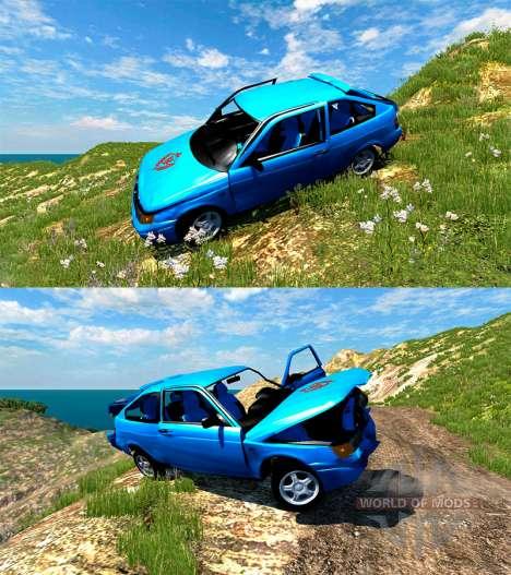 ВАЗ-21123 для BeamNG Drive