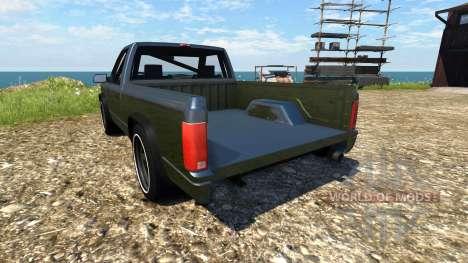 Gavril D-15 Sport для BeamNG Drive