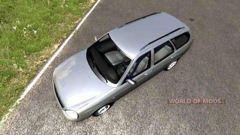 ВАЗ-2171 LADA Priora Universal для BeamNG Drive