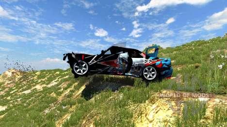 Nissan Skyline R34 GT-R Evil Empire для BeamNG Drive