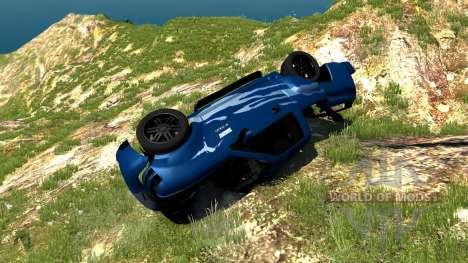 Canyon для BeamNG Drive