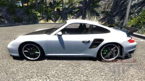 Porsche 911 для BeamNG Drive