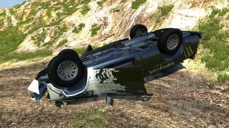 Gavril D-Series ME Edition для BeamNG Drive