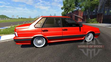 ВАЗ-2115 Lada Samara для BeamNG Drive