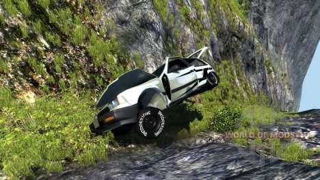 Ibishu M3 для BeamNG Drive