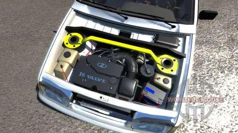 ВАЗ-2114 Самара-2 для BeamNG Drive