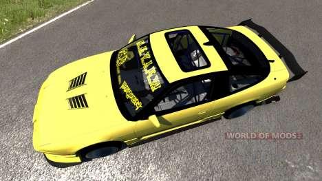 Nissan 180SX для BeamNG Drive