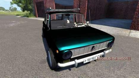 ВАЗ-2102 для BeamNG Drive