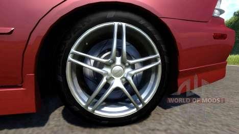 Toyota Altezza для BeamNG Drive