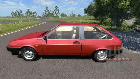 ВАЗ-21083i v1.1 LADA Samara для BeamNG Drive