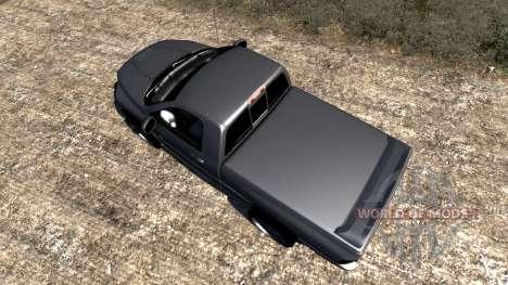 Dodge Ram SRT-10 для BeamNG Drive