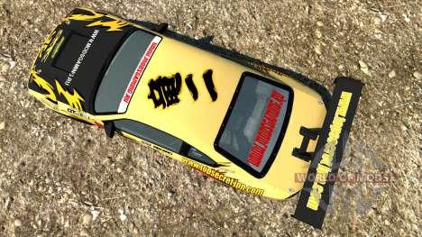 Nissan Silvia S15 Sport v2.0 для BeamNG Drive