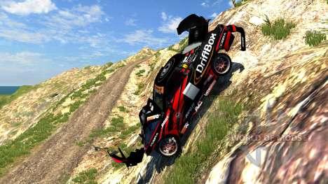 Toyota Soarer для BeamNG Drive