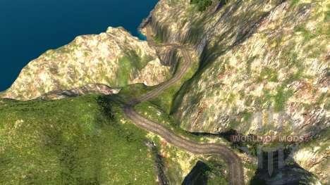Локация -Pik- для BeamNG Drive