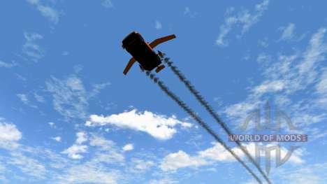 DSC FT40 Rocket для BeamNG Drive