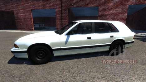 Gavril Grand Marshal Wagon для BeamNG Drive
