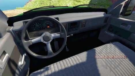 Ford F-250 для BeamNG Drive