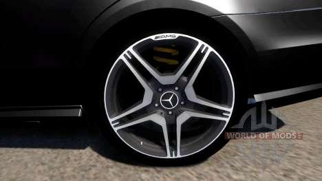 Mercedes-Benz E63 AMG 2014 для BeamNG Drive