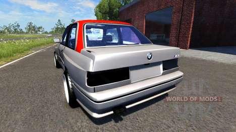 BMW M3 E30 для BeamNG Drive