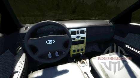 Lada Priora для BeamNG Drive