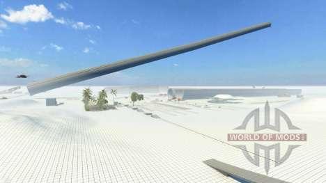 Локация -Grid- для BeamNG Drive